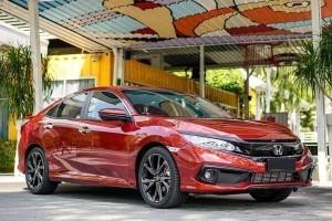Honda ships more than 2,900 units of the 2020 Honda Civic