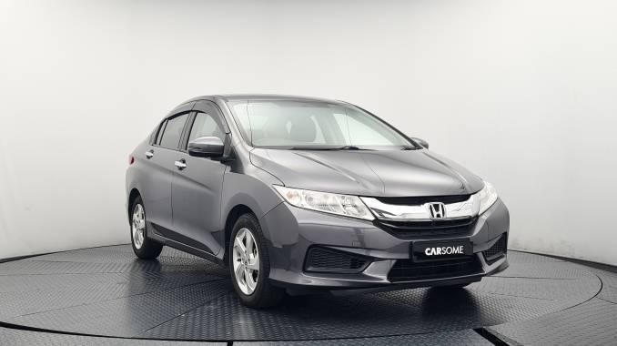 2016 Honda CITY E I-VTEC 1.5