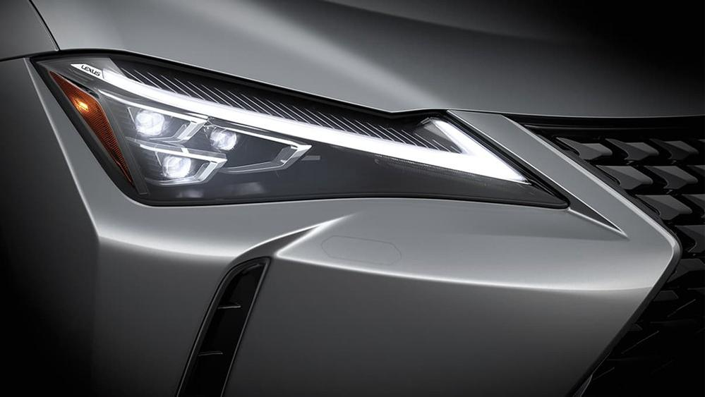 2020 Lexus UX Exterior 006