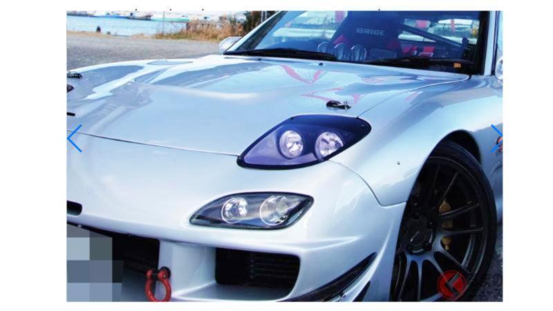 惊心动魄!日本Mazda RX-7 FD车主亲眼目睹爱车被偷 02