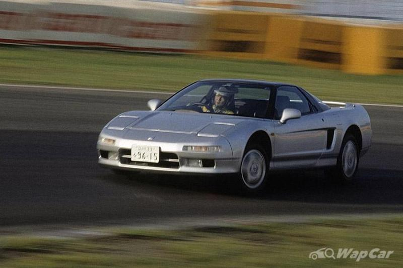 30 years ago, the Honda NSX changed the supercar world forever 02