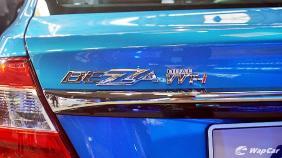 2020 Perodua Bezza 1.3 X (A) Exterior 011