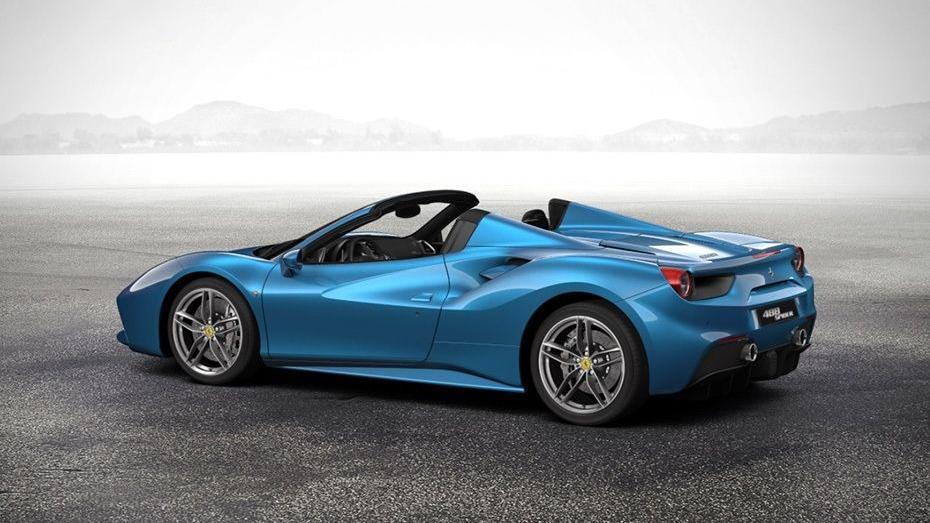 Ferrari 488 (2015) Exterior 013