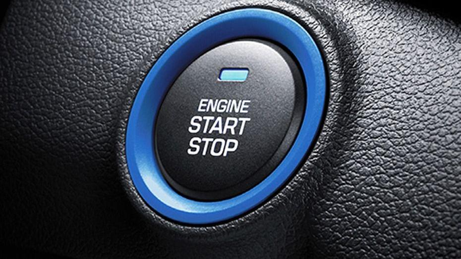 Hyundai Ioniq (2018) Interior 007