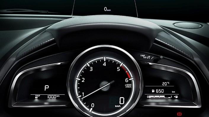 2020 Mazda 2 Hatchback Interior 003