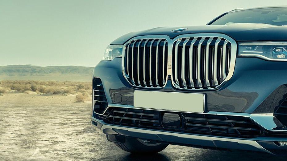 BMW X7 (2019) Exterior 007