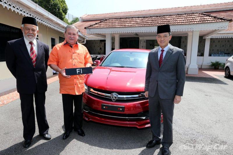 Proton Perdana 'Accordana' for RM 50k; Proton price for Honda reliability? 02