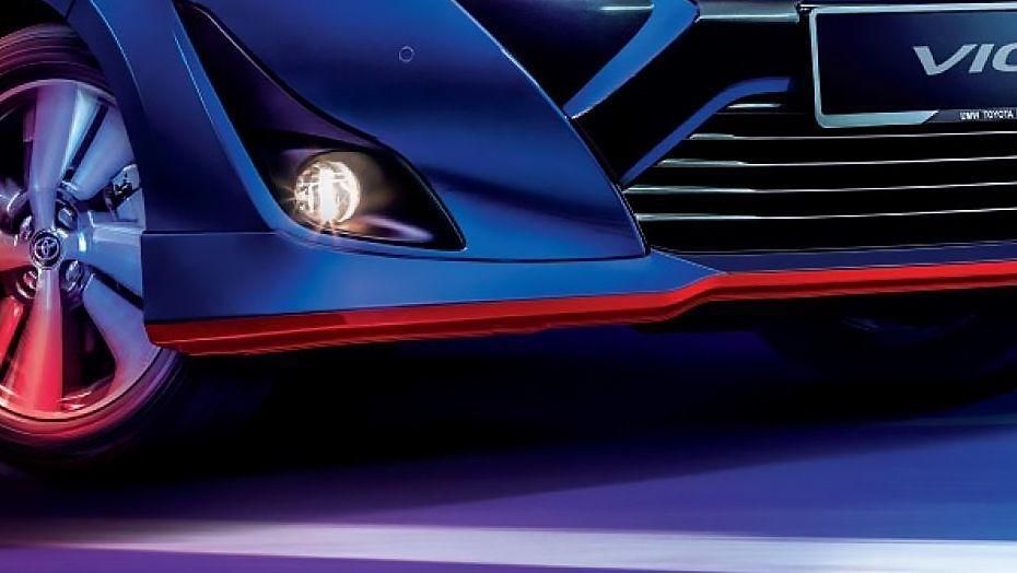 Toyota Vios (2019) Exterior 005