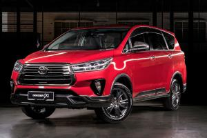 Toyota Innova 2021 didedah - rekaan baru, keselamatan dipertingkat dengan harga bermula RM 111k!