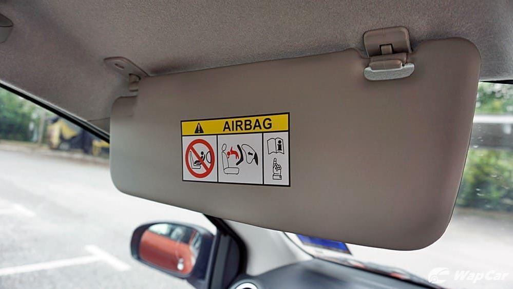 2019 Perodua Axia Style 1.0 AT Interior 040