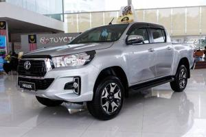 UMW Toyota Motor recalls 12,997 units of Hilux and Fortuner for brake booster replacement