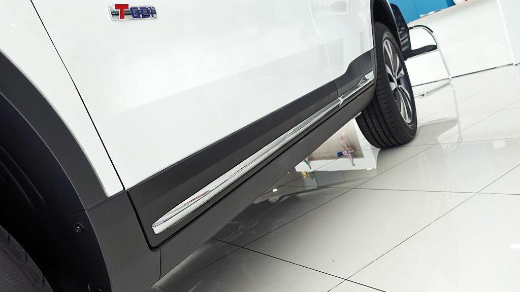2018 Proton X70 1.8 TGDI Executive AWD Exterior 020