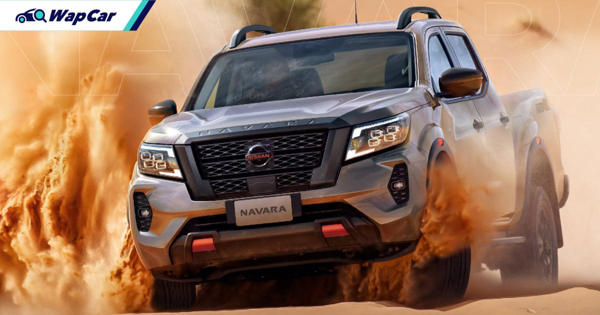Nissan Navara (D23) almost sold out in Malaysia, new 2021 model to launch soon 01