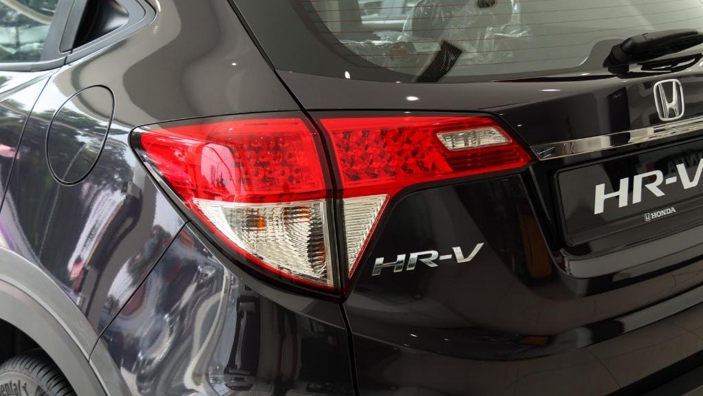 2019 Honda HR-V 1.8 E Exterior 014