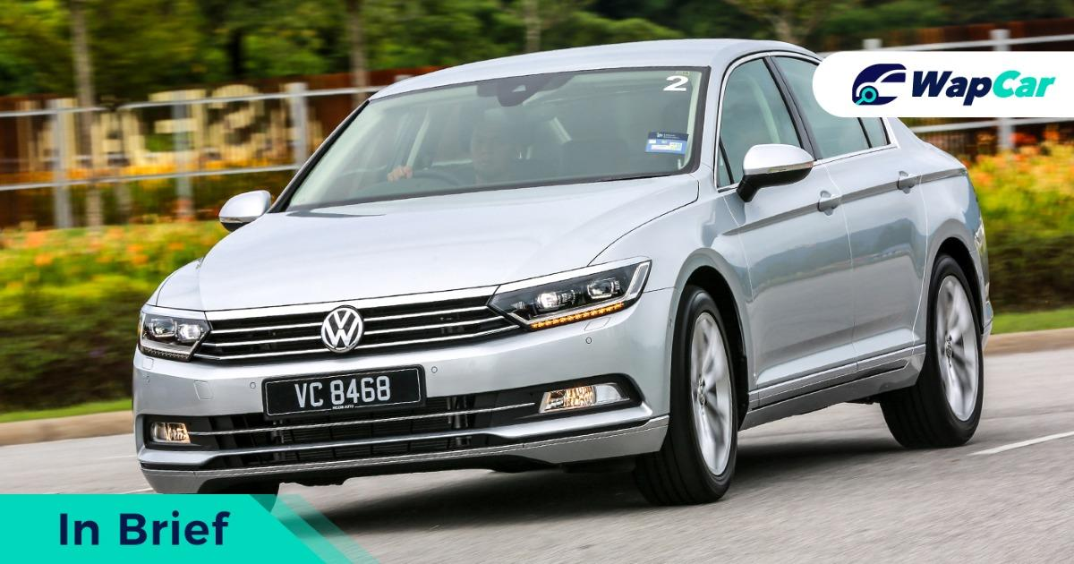 In Brief 2019 Volkswagen Passat Gti In A Business Suit Wapcar
