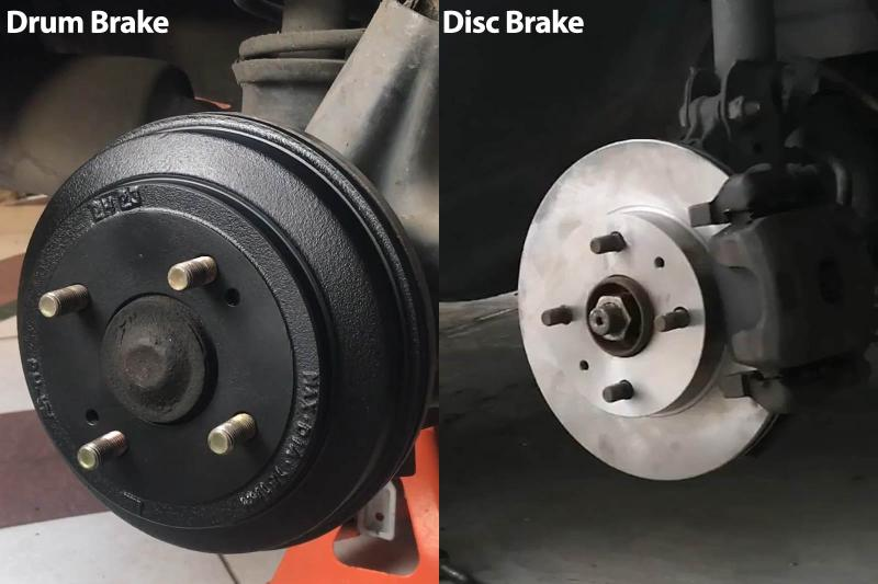 If your brakes are squealing, here are some reasons why 02