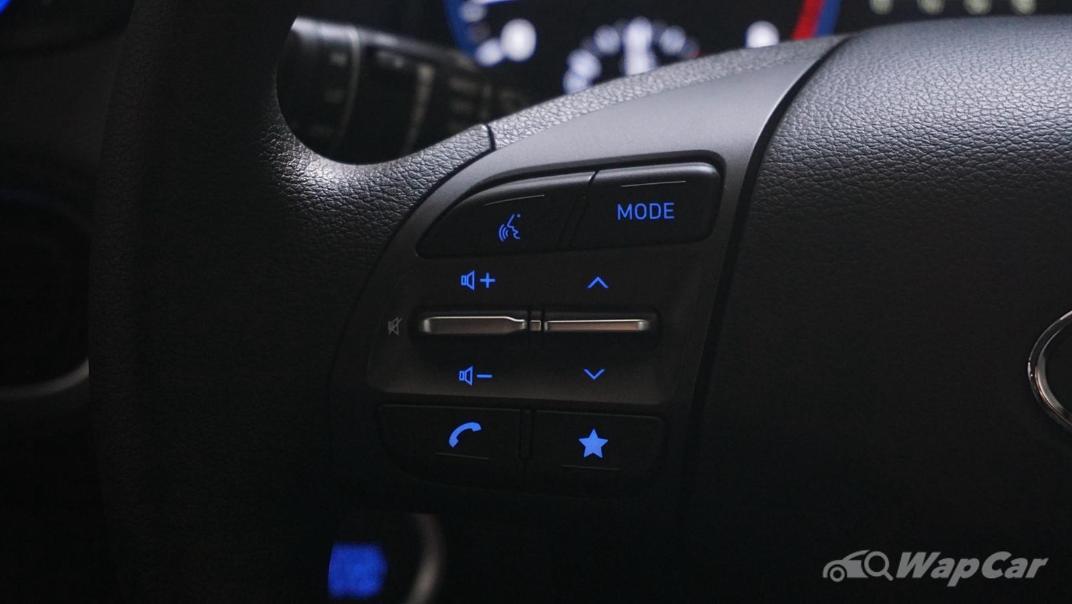 2021 Hyundai Kona 2.0 Standard Interior 023