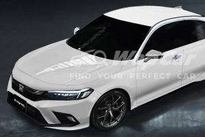 2021 Honda Civic prototype debuts next week, Malaysia launch in the same year?