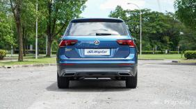 2020 Volkswagen Tiguan Allspace 1.4TSI Highline Exterior 009