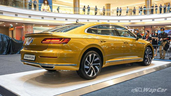 2020 Volkswagen Arteon 2.0 TSI R-Line Exterior 006