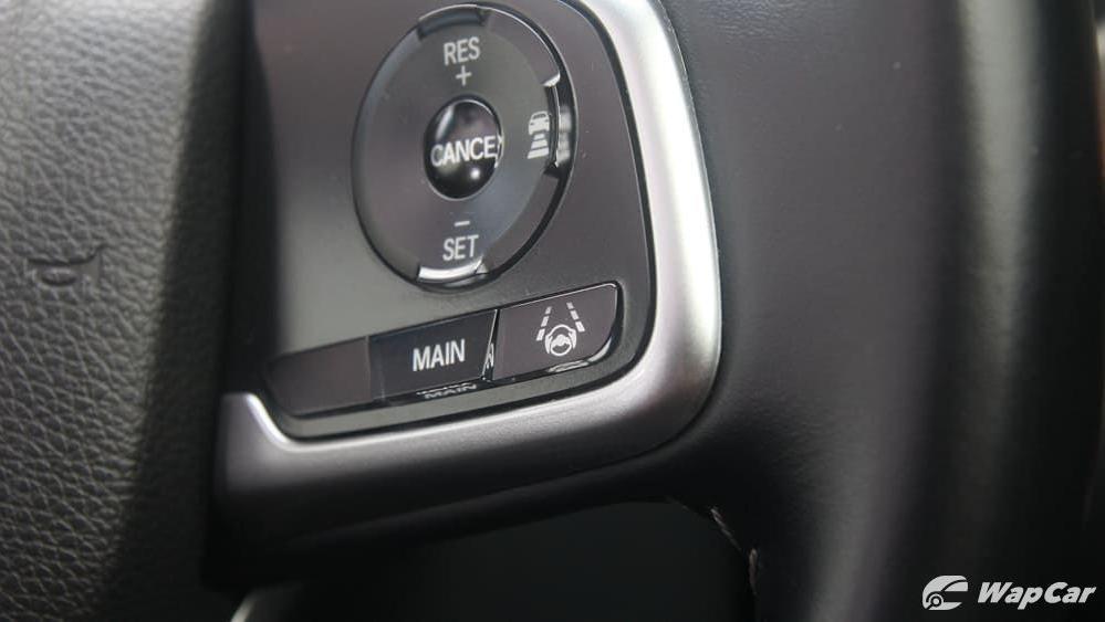 2019 Honda CR-V 1.5TC Premium 2WD Interior 007