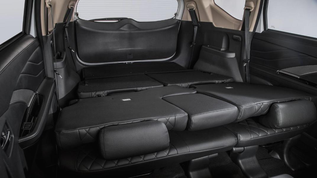2020 Mitsubishi Xpander 1.5 L Interior 081