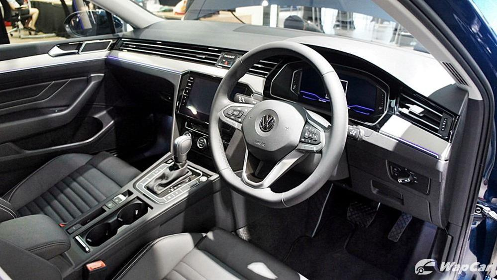 2020 Volkswagen Passat 2.0TSI Elegance Interior 088