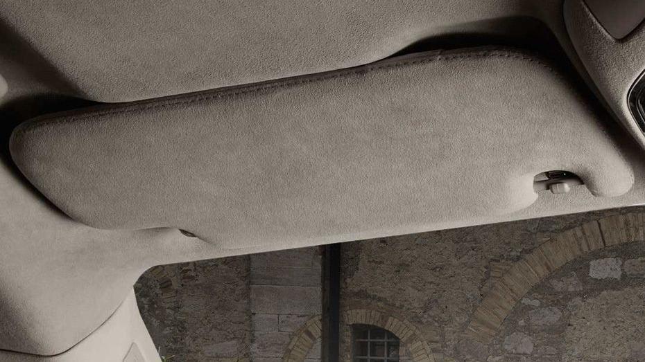 Maserati Quattroporte (2018) Interior 007