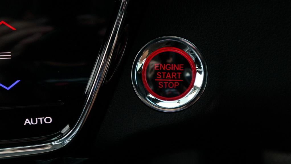 2019 Honda HR-V 1.8 E Interior 020
