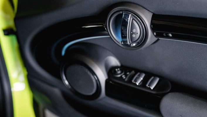 2021 MINI Convertible Cooper S Interior 005