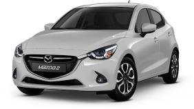 Mazda 2 Hatchback (2018) Exterior 001