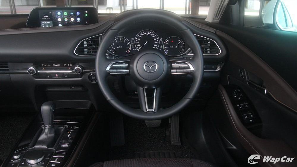 2020 Mazda CX-30 SKYACTIV-G 2.0 Interior 002