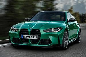 All-new 2021 G80 BMW M3 launched with madder looks and maddening power – 510 PS, 650 Nm