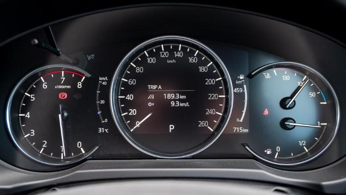 2019 Mazda CX-5 2.5L TURBO Interior 009