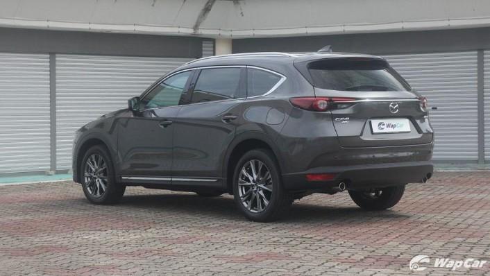 Mazda CX-8 2.2 SKYACTIVE (2019) Exterior 007