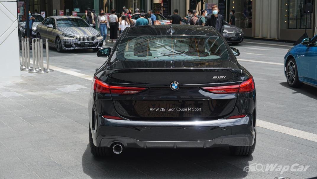 2020 BMW 2 Series 218i Gran Coupe Exterior 018