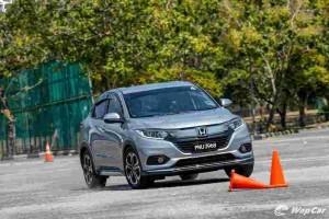 Honda HR-V has cornered 79 percent of the crossover market
