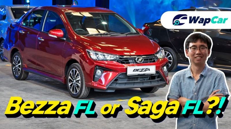2020 Perodua Bezza Facelift Video