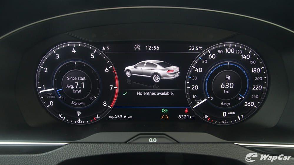 2018 Volkswagen Passat 2.0 TSI Highline Interior 016