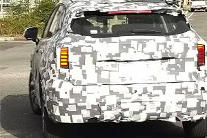 Spied: Haval First Love all covered up in Thailand, to follow after H6