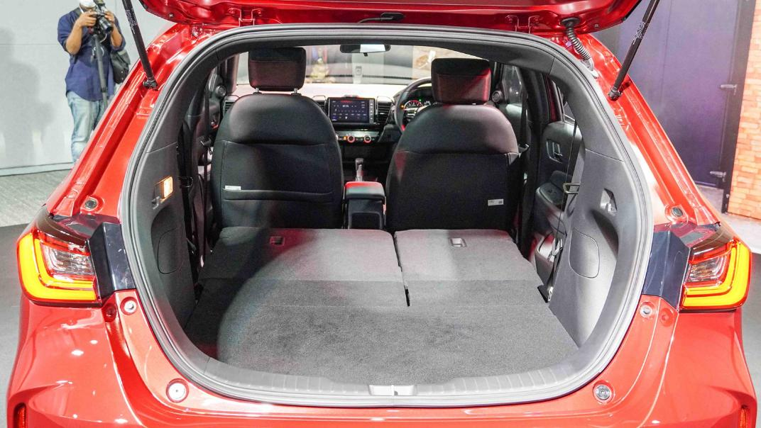 2021 Honda City Hatchback International Version Interior 031
