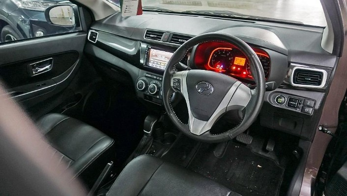 2018 Perodua Bezza 1.3 Advance Interior 002