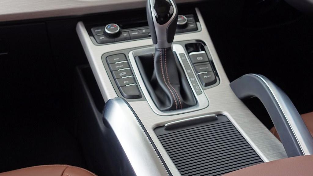 2018 Proton X70 1.8 TGDI Premium 2WD Interior 025
