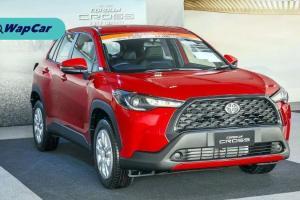 Toyota Corolla Cross akan dilancarkan di Indonesia pada 6 Ogos