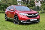 2019 Honda CR-V 1.5 TC-P WapCar Ratings results, 170/250 score, great all-rounder