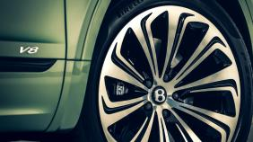 2020 Bentley Bentayga V8 Normal Edition Exterior 009