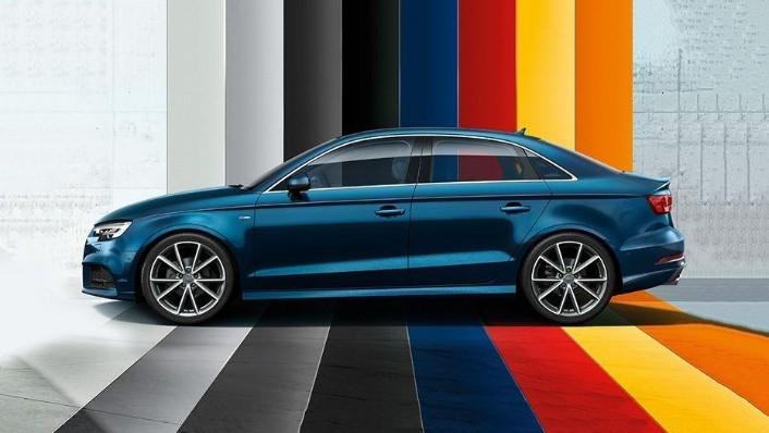 Audi A3 Sedan (2019) Exterior 005