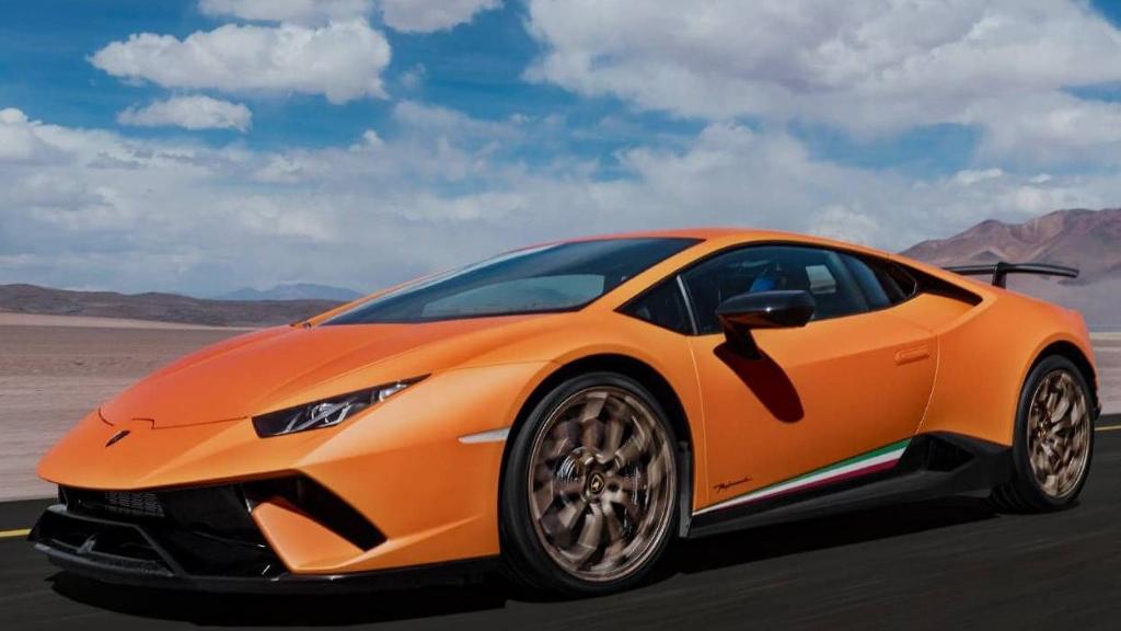 Lamborghini Huracán (2017) Exterior 011