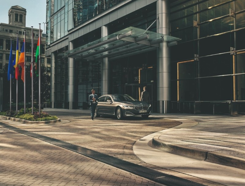 BMW corporate ownership experience programme