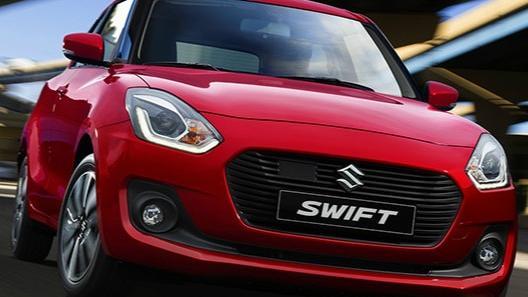 Suzuki Swift (2018) Exterior 004
